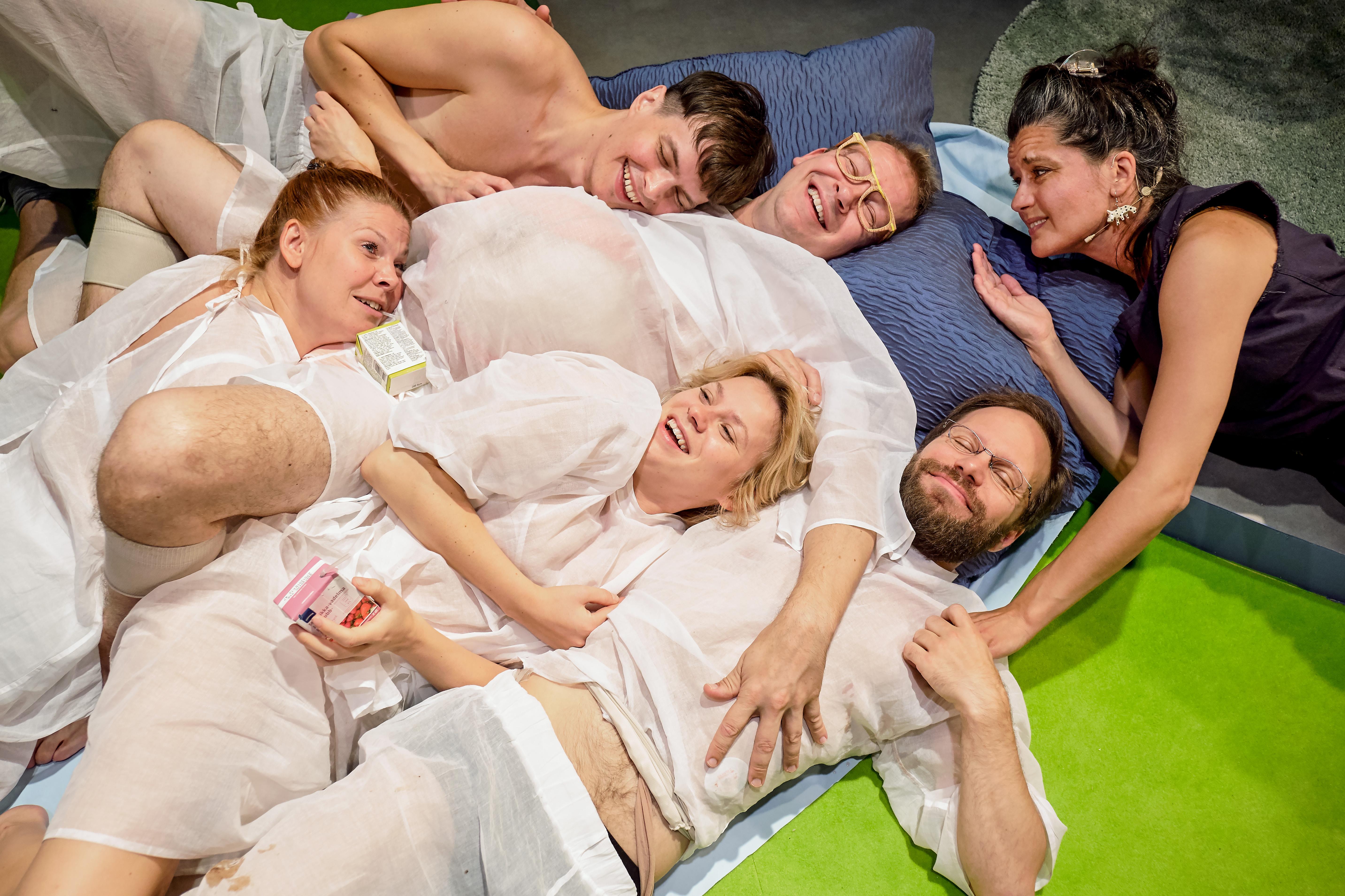 Kuva: KOM-teatteri / Marko Mäkinen